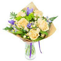 Букет Цветочный Сюрприз